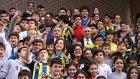Fenerbahçeli Futbolcular Öğrencilerle Buluştu