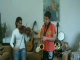 Hadise Düm Tek Tek Saksofon-Keman  Erovizyon 2009