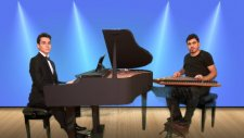 Genç Piyanist Uzun İnce Bir Yol Yoldayım Kanun Piyano Damar Hüzünlü Hayat Dersi Pıyano Yorum Ezgi Ka