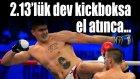 NBA Devi Kickboksa El Attı!