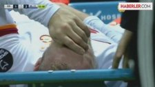 Galatasarayda Semih Kaya Sakatlandı