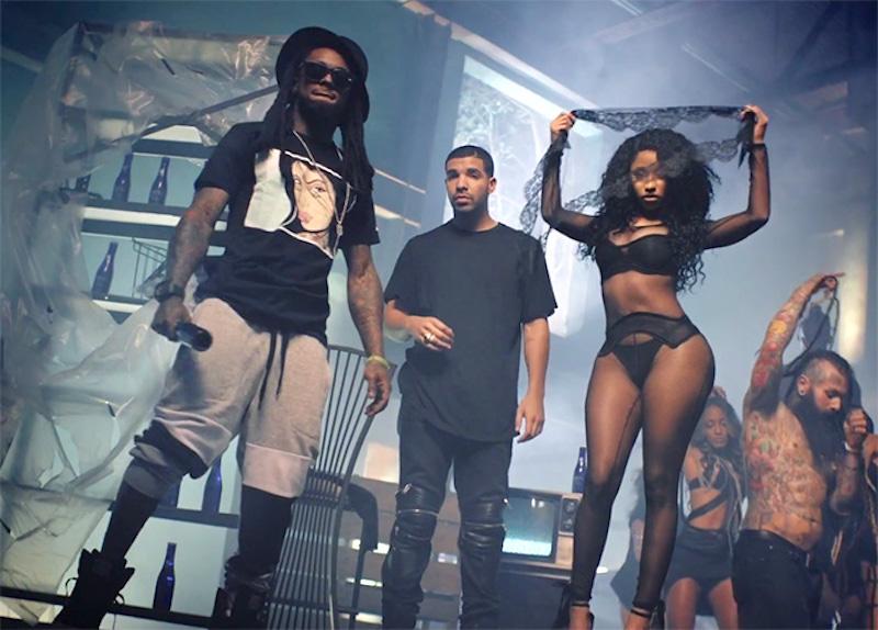 Nicki Minaj et Lil Wayne Sex Tape vidéo