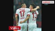 Galatasaray 3-2 Mersin İdman Yurdu | Maç Özeti