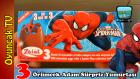 3 Örümcek Adam Sürpriz Yumurta Açımı | Spiderman Sürpriz Yumurta Oyuncakları