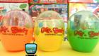 3 Sürpriz Yumurta Açımı! Kurmalı Hareketli Oyuncaklar, Sürpriz Yumurta Oyuncakları