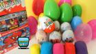30 Sürpriz Yumurta Açımı! Sünger Bob Hello Kitty Şirinler Disney Prensesleri Ve Sürpriz Oyuncaklar