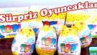 6 Sürpriz Yumurta Açımı | TOPİ Sürpriz Yumurtalar Nasıl Yapılır