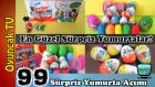 99 Sürpriz Yumurta Açımı! Oyuncak TV En Güzel Sürpriz Yumurta Videoları Derleme [1 Saatlik Video]