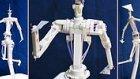 Dünyanın İlk Robot Figürü!