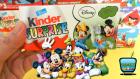 Kinder Sürpriz Yumurta Yeni Seri Oyuncaklar Mickey Mouse ve Arkadaşları
