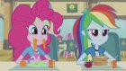 MLP: Equestria Girls - Rainbow Rocks EXCLUSIVE Short - Battle of the Bands