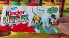 Oyun Hamurundan Sürpriz Yumurtalar, Kinder Sürpriz Yumurta Yeni Seri Oyuncaklar