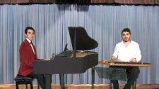 Kanun Ve Piyano Bir Gün Gelecek Ben Gibi Naçar Kalacaksın Hüseyni Taksim Resitali Makam Ermeni Beste