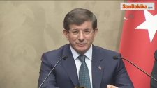 Başbakan Davutoğlu, Makedonyaya Gitti