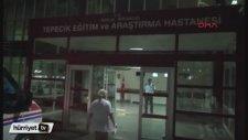 Güdük Necmi Hastaneye Kaldırıldı!