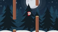 Flappy Noel Baba Oyununun Tanıtım Videosu
