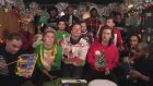 Jimmy Fallon feat. One Direction ft. The Roots - Santa Claus Is Coming To Town