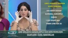 Leke Giderici Badem Sütü Sabunu - Şems Arslan Doktorum