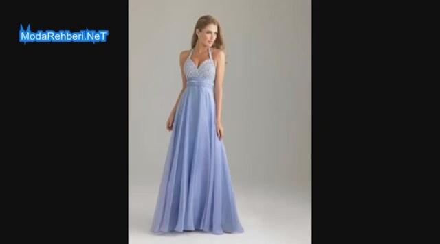 c0e7f6816a5 Düğün İçin Elbise Modelleri 2014 2015 | İzlesene.com