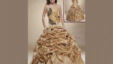 Nişanlık Elbise Modelleri 2014