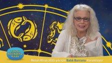 Rezan Kiraz'dan Balık Burcu 2015 Yorumu