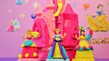 Disney Prensesler PlayDoh saray ve hamur seti - EvcilikTV