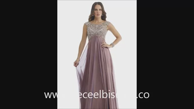 e5360c6fe682a Gelin Annesi Elbisesi | İzlesene.com