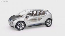 BMW Karbon Fiber Üretimi