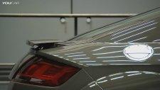2015 Audi TT  Geliştirme, Test ve Üretim