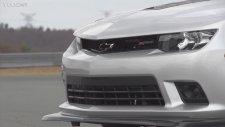 2015 Chevrolet Camaro Z/28 Yarış Pisti Üzerinde