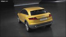 Audi TT quattro concept Resmi Tanıtım