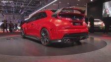 Yeni Honda Civic Type R Konsept  2014 Cenevre Motor Show