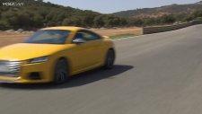 2015 Audi TT-S Yarış Pistinde