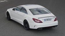 2015 Mercedes CLS 63 AMG - Tasarım