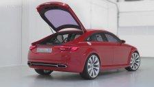 Audi TT Sportback concept - Tasarım (İç ve Dış)