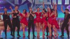 Latin Dance Troupe Kings And Queens Bring Passion To The Stage | Britains Got Talent 2014