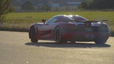 Milyon Dolarlık Boya İşi - / Koenigsegg