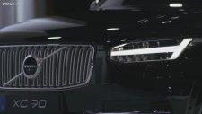 Tamamen Yeni 2015 Volvo XC90 Dünya Geneli Tanıtım