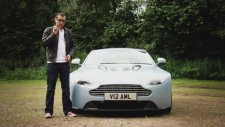 Aston Martin V12 Vantage: Big Engine + Tiny Car = Fun - XCAR
