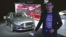 Ford Mondeo - Paris Motor Show 2012 - XCAR