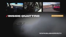 The History of Quattro Explained by Chris Harris  - /INSIDE QUATTRO