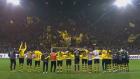Dortmund Yeni Yılı Taraftarıyla Kutladı