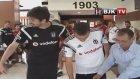 Beşiktaşlı Futbolculardan Neşeli Görüntüler
