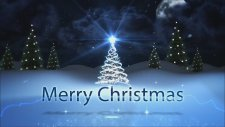 Merry Christmas Greeting Card (Video One)