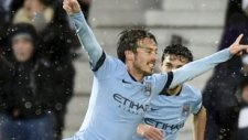 West Bromwich 1-3 Manchester City (Maç Özeti)