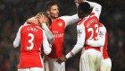 Arsenal 2-1 QPR - Maç Özeti (26.12.2014)
