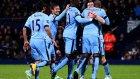 Wba 1-3 Manchester City - Maç Özeti (26.12.2014)