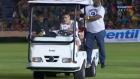 Robinho Sakatlandı, Neymar Taşıdı