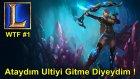 League Of Legends - Wtf1 - Riot Pls ! Ashenin Üzüntüsü