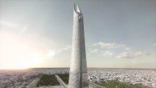 Afrika'ya Sauron'un Gözünü Yapıyorlar (Al Noor Tower)